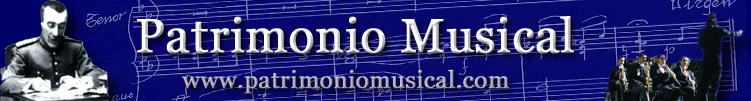 Logo característico de Patrimonio Musical